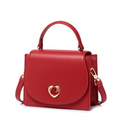 JUST STAR 2019 New Valentine's day Series Handbag Red