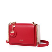 JUST STAR PU 2019 New Hot Selling Shoulder Bag Red
