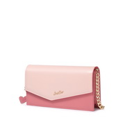 JUST STAR 2019 New Sweet Girl Shoulder Bag Pink