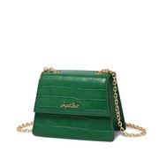 JUST STAR 2019 New Popular Women Kelly Bag Green