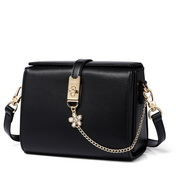 JUST STAR 2019 New Fashion Shoulder Bag Black