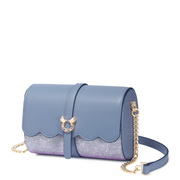 JUST STAR 2019 New Shiny Shoulder Bag Blue