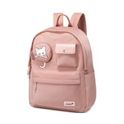 JUST STAR 2019 New Cute Girl Backpack Pink