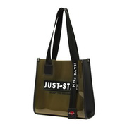 JUST STAR 2019 New Fashion Girl Tote Bag Yellow