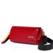JUST STAR 2019 New Street Style Shoulder Bag Red