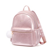 JUST STAR 2019 New Fashion Sweet Backpack Pink for Parent