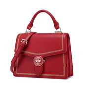 JUST STAR 2019 New Year Hot Kelly Bag Red