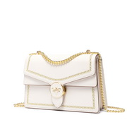 JUST STAR 2019 New Year Hot Shoulder Bag White