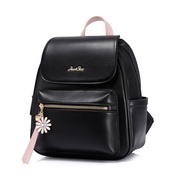 JUST STAR 2020 New Sweet Backpack Black