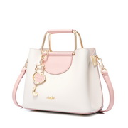 JUST STAR 2020 New Sweet Girl Handbag White