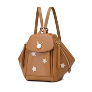 JUST STAR 2020 New Girl Backpack Brown