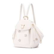 JUST STAR 2020 New Girl Backpack White