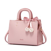 JUST STAR 2020 New Sweet Handbag Pink