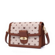 JUST STAR 2020 New Vintage Style Shoulder Bag Brown