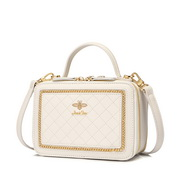 JUST STAR 2020 New Fashion Butterfly Shoulder Bag White