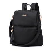 JUST STAR 2019 New Casual Style Backpack Black
