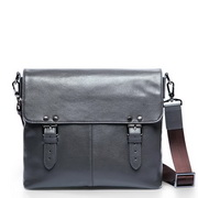 Old time men bag Gray