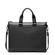 canvas men bags Black