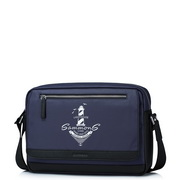 SAMMONS Waterproof 2019 New Navigation Series Travelling Shoulder Bag Blue