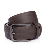 High-grade men belts coffee