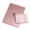 JUST STAR PU 2018 New Flowers Element Horizontal Wallet Pink