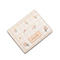 JUST STAR PU 2018 New Korea Style Girls Wallet Apricot