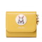 JUST STAR 2019 New Girl Cute Wallet Yellow