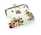Cute floral delicacy buckle coin purse color send by random