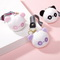 JUST STAR 2017 Panda Logo Gift