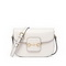 NUCELLE 2020 New Simple Elegant Shoulder Bag White