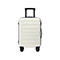 Sammons Women&Men Used 2018 New Durable 20 Inch Traveling Luggage White