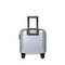 SAMMONS 2020 New Fashion Traveling Luggage 16inch Silver