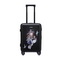 JUST STAR 2017 New Mori Girl Travelling Luggage Black