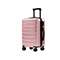 JUST STRA 2018 New Durable 22 Inch Traveling Luggage Pink