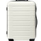 JUST STRA 2018 New Durable 24 Inch Traveling Luggage White