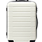 JUST STRA 2018 New Durable 28 Inch Traveling Luggage White