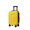JUST STAR 2019 New Special Design 20inch Travel Luggage Yellow