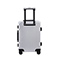 JUST STAR 2018 New Fashion Large Capacity Luggage Gray 24inch