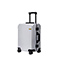 JUST STAR 2018 New Fashion Large Capacity Luggage Gray 20inch