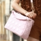 Elegance messenger bag Pink