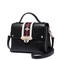 JUST STAR PU Leather 2017 New Hot Shoulder Bag Black