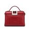JUST STAR PU Leather 2017 New Hot Shoulder Bag Red