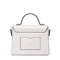 JUST STAR PU 2018 New Fashion Contrast Color Shoulder Bag White