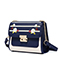 JUST STAR PU 2018 New Vintage Style Shoulder Bag Blue