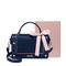 JUST STAR 2019 New Lace Sweet Shoulder Bag Blue