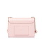 JUST STAR PU 2019 Special Heart Embroidery Shoulder Bag Pink
