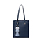 JUST STAR PU 2018 New Large Capacity Tote Bag Blue