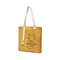 JUST STAR 2019 New Lovely Cat Cavans Bag Yellow