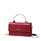 JUST STAR PU 2019 New Year Women Handbag Red