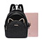 JUST STAR PU 2019 New Lovely Cute Backpack Black